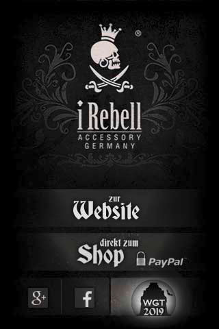 iRebell Gothic Bags Start